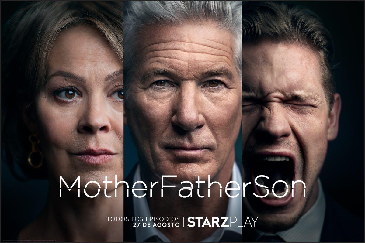 Acerca de MOTHERFATHERSON (Estrena el 27 de Agosto)