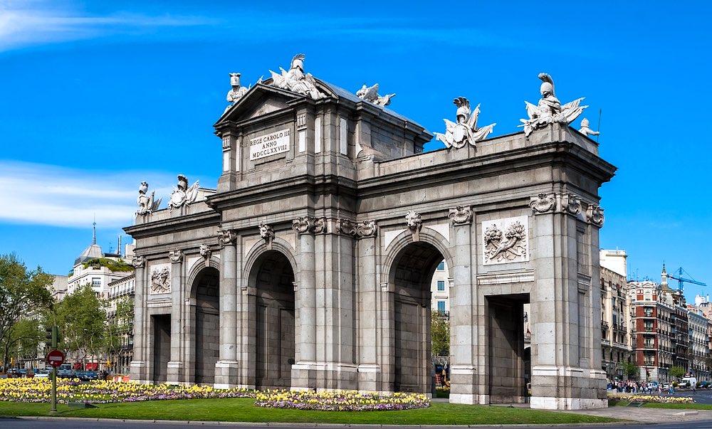 Free tour por Madrid con Civitatis