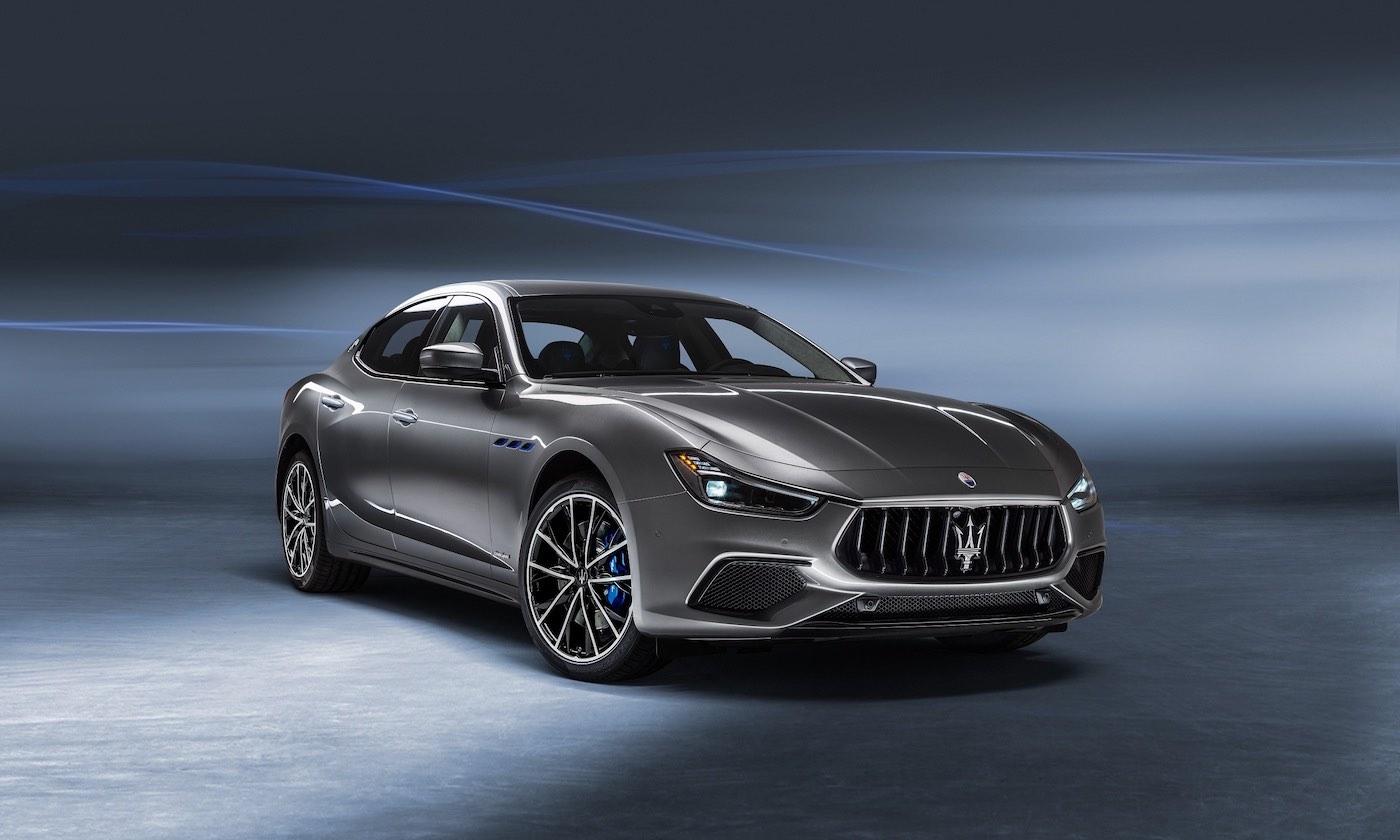 Maserati Ghibli Hybrid 2021: debuta el primer modelo eléctrico de la marca italiana
