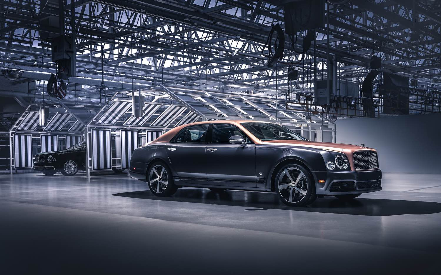 Bentley Mulsanne Speed 6.75 Edition: Inspirado por el ultra lujo