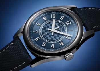 Patek Philippe presenta el reloj Calatrava de edición limitada
