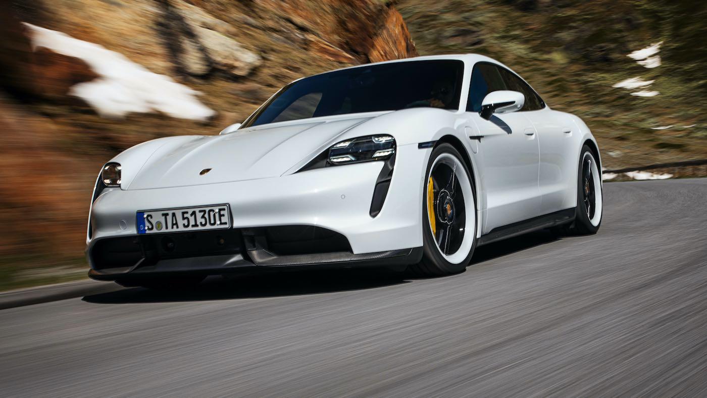 El Porsche Taycan elegido el coche más innovador del mundo