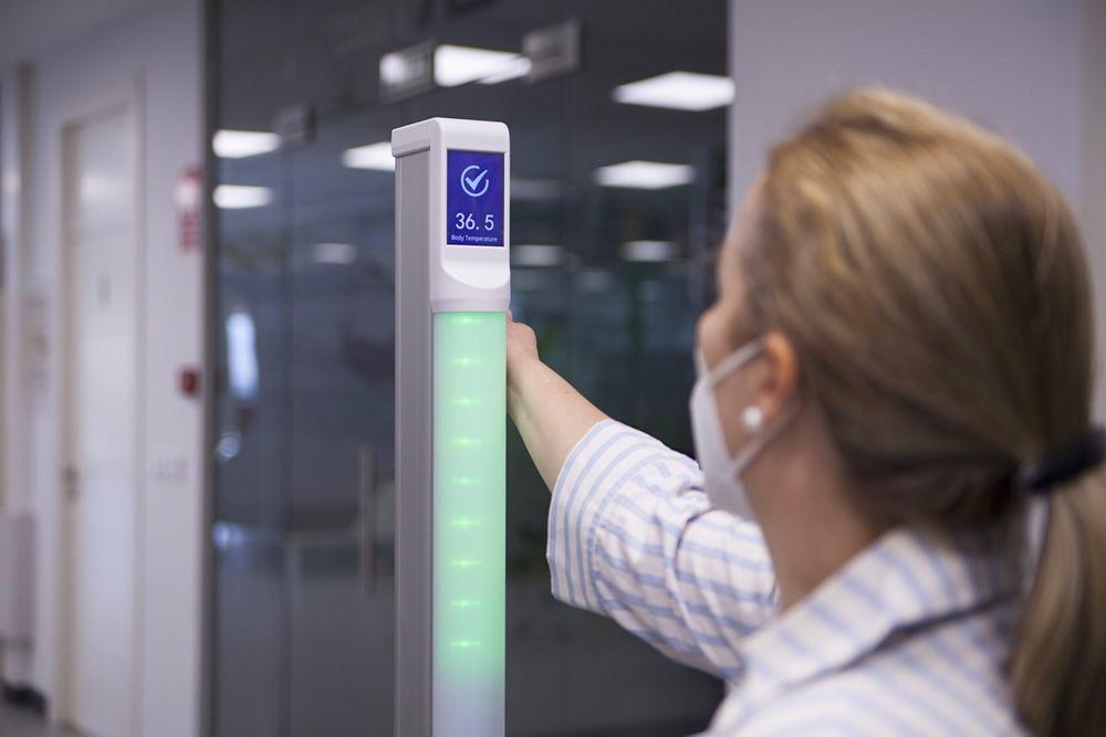 B+Safe ha lanzado al mercado un novedoso y preciso sistema de control de temperatura por lectura en la muñeca.