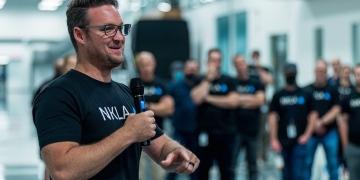 Trevor Milton, fundador y CEO de Nikola Motor