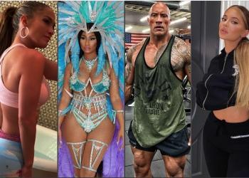 Estas son las 10 celebridades mejor pagadas de Instagram