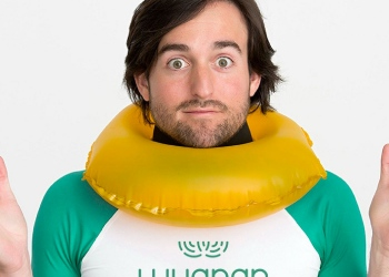 Un collar salvavidas inteligente que detecta el peligro de ahogamiento salvará miles de vidas