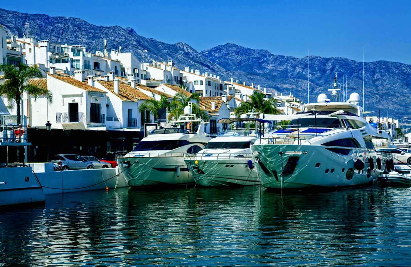 Marbella, un lujo en todos los sentidos