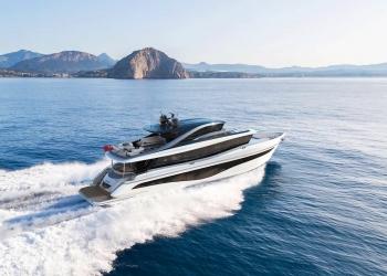 Princess Yachts revela su nuevo súper yate X80 de 25 metros