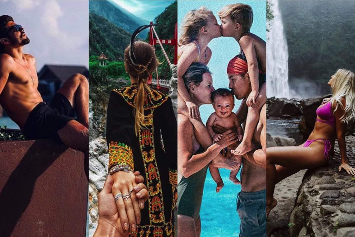 Chequea la asombrosa cantidad de dinero que ganan estos 10 viajeros influencers de Instagram por cada publicación