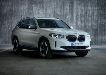 El fabricante alemán presenta el primer BMW iX3
