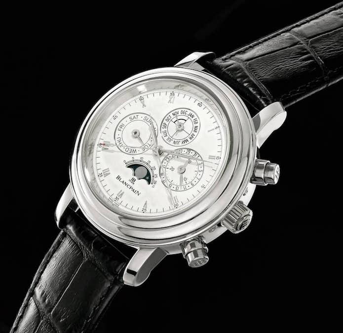 Blancpain 1735 Grande Complication: Los mejores 5 relojes de lujo hechos a mano
