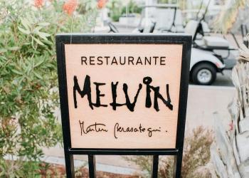 Restaurante Melvin by Martín Berasategui del resort Las Terrazas de Abama