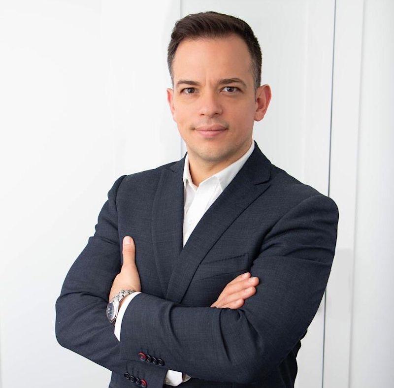 Denis Yris, fundador y director general de Wortev