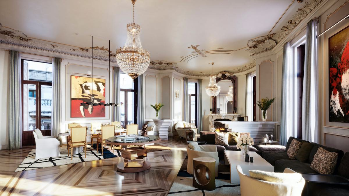 Four Seasons Hotel Madrid acepta reservas a partir del próximo 15 de septiembre
