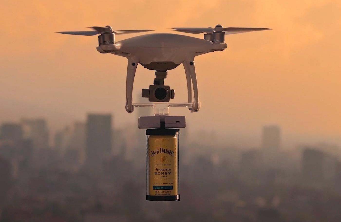La miel ha llegado a México: Jack Daniel's Honey Mineral