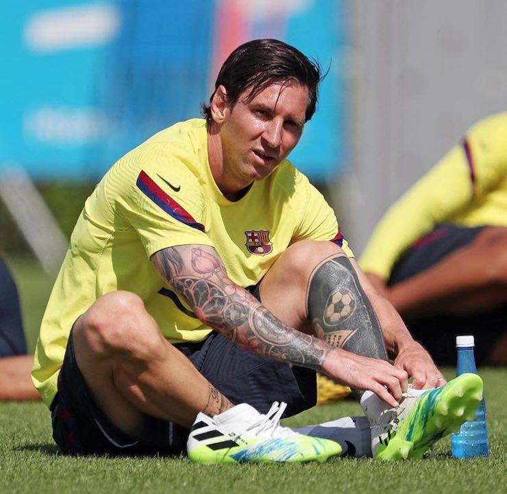 Lionel Messi: TOP 10 de los Atletas que más ganan en Instagram