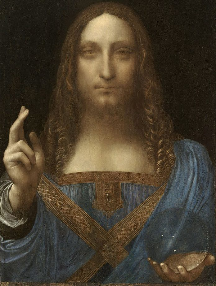 Las pinturas más caras vendidas en el mundo.