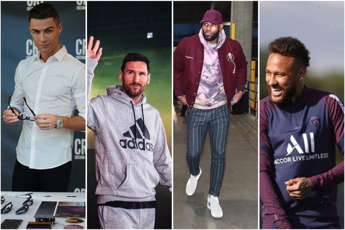 De Ronaldo, Messi hasta LeBron: Estos son los 10 atletas que más ganan en Instagram