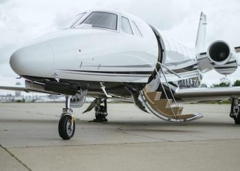 Avión privado