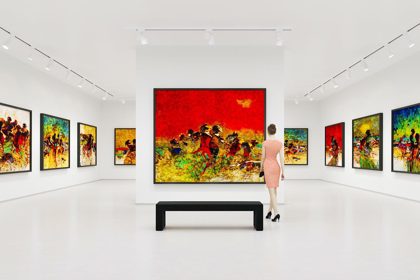 Las 5 pinturas más caras vendidas en el mundo