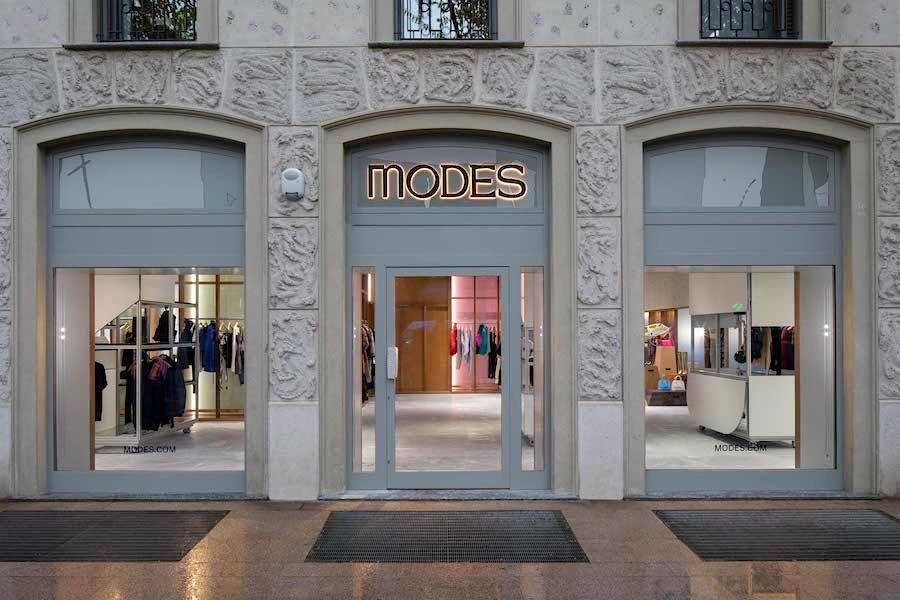 Stefania Mode cambia de nombre a Modes