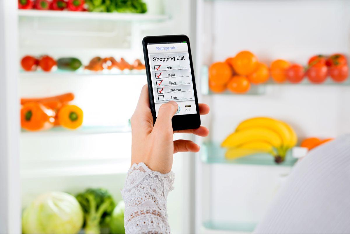 Smarter SFC01 FridgeCam: Cámara inalámbrica para frigorífico, color blanco