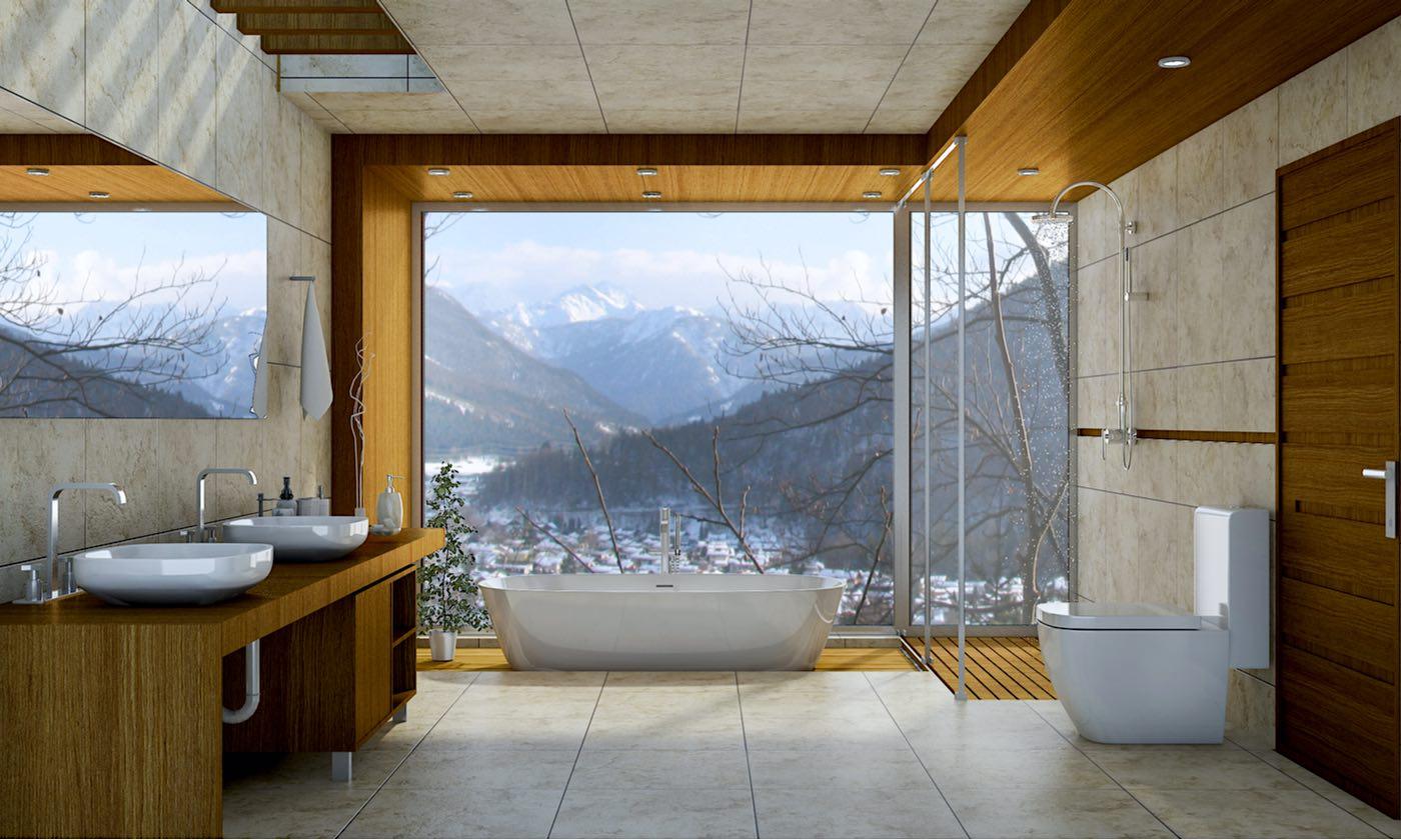 6 accesorios para el baño que elevan el lujo, el confort y la funcionalidad a otro nivel