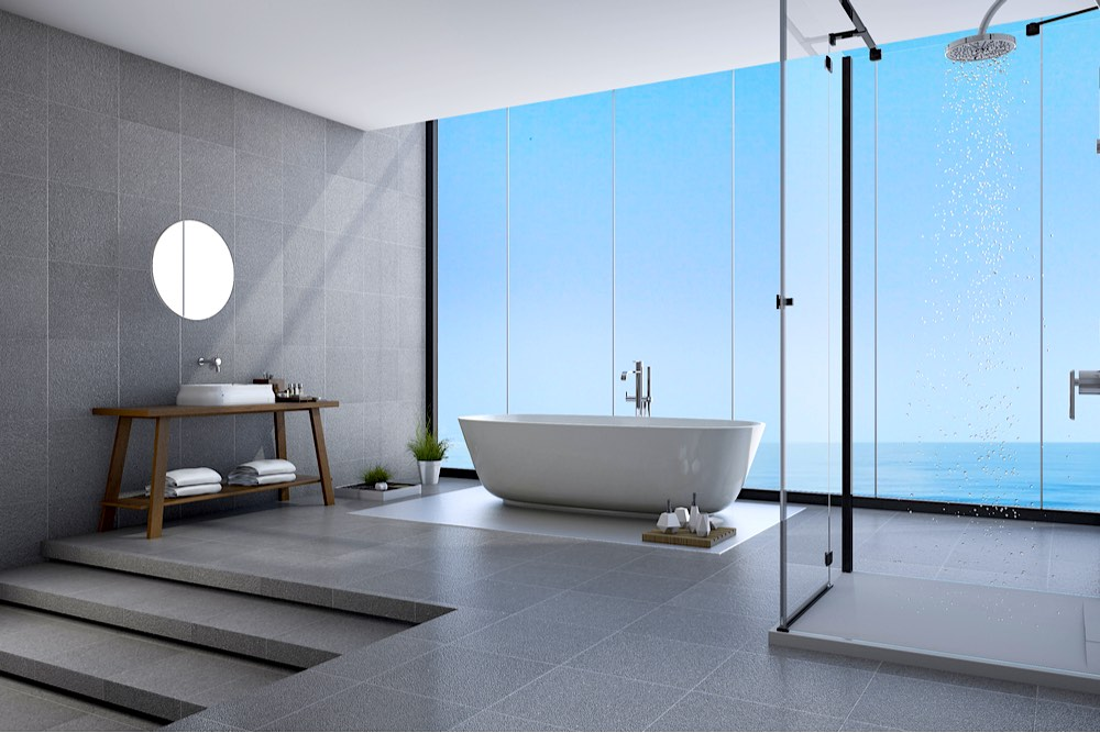 Mamparas de cristal: 6 accesorios para el baño que elevan el lujo, el confort y la funcionalidad a otro nivel