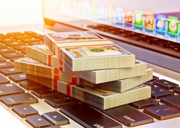 Gana dinero en línea. negocio de Internet