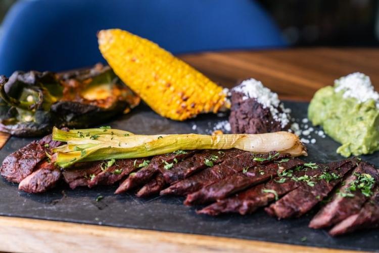Restaurante Bakan en Wynwood: Carnitas