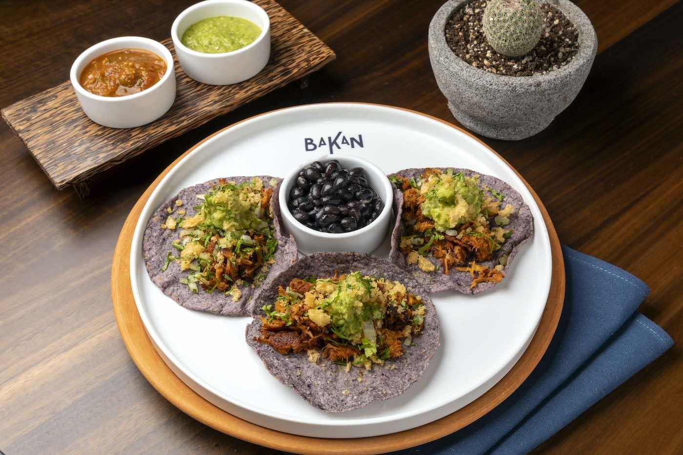 Restaurante Bakan en Wynwood: Carnitas Prensadas