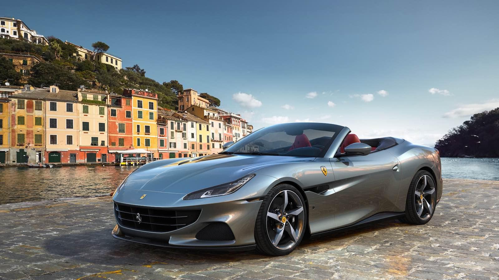 Ferrari revela el nuevo Portofino M, con 612-HP y nueva transmisión doble embrague de 8 velocidades