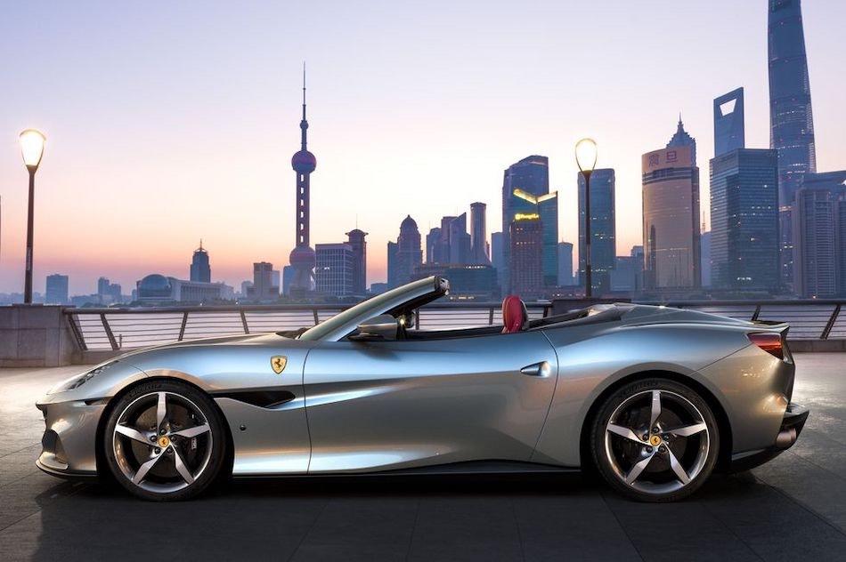 Portofino M, la nueva revelación de Ferrari