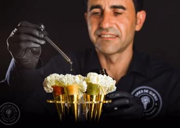 Flores de Queso; una original forma de degustar quesos que mejora notablemente su sabor