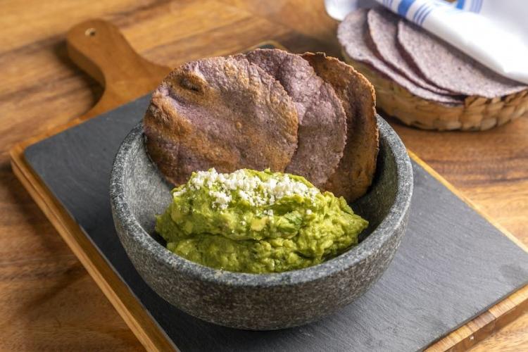 Restaurante Bakan en Wynwood: Guacamole