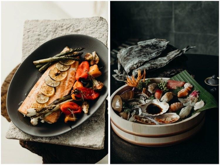 El distintivo restaurante de lujo LEK sirve gastronomía mexicana; Mar de Olivo es un destino para la cocina mediterránea redefinida; y el restaurante de fusión oriental Ume combina la cocina tailandesa.