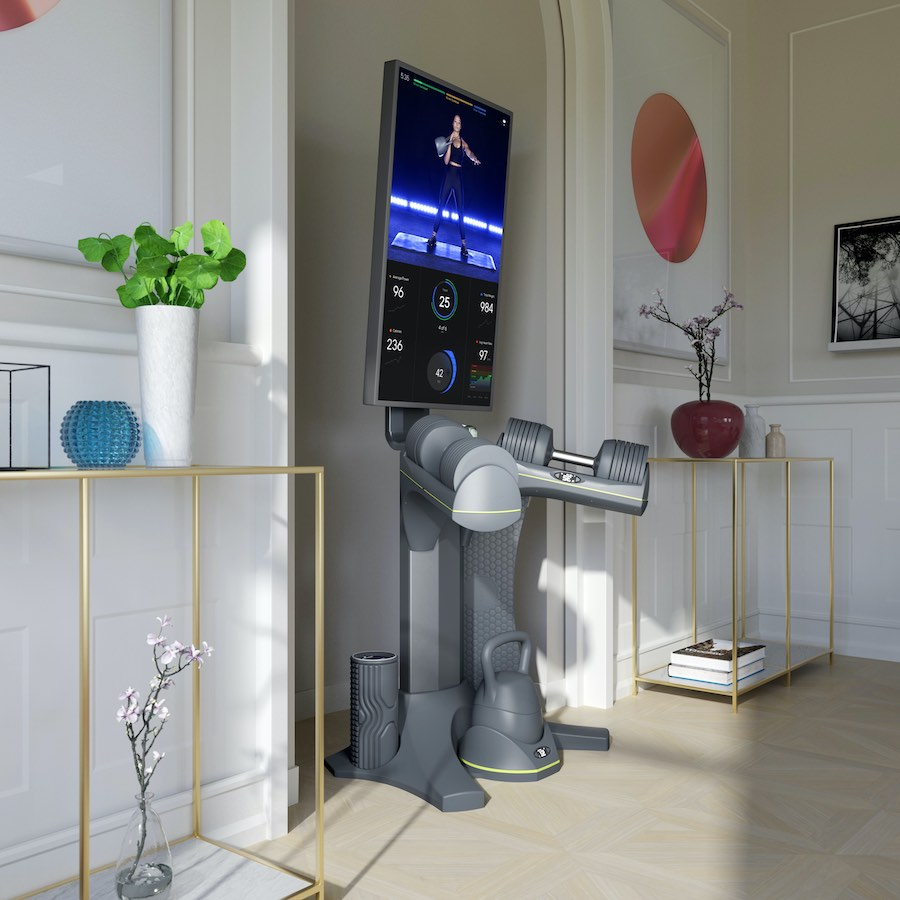 JAXJOX Interactive Studio, el gimnasio interactivo all-in-one que puedes tener en casa