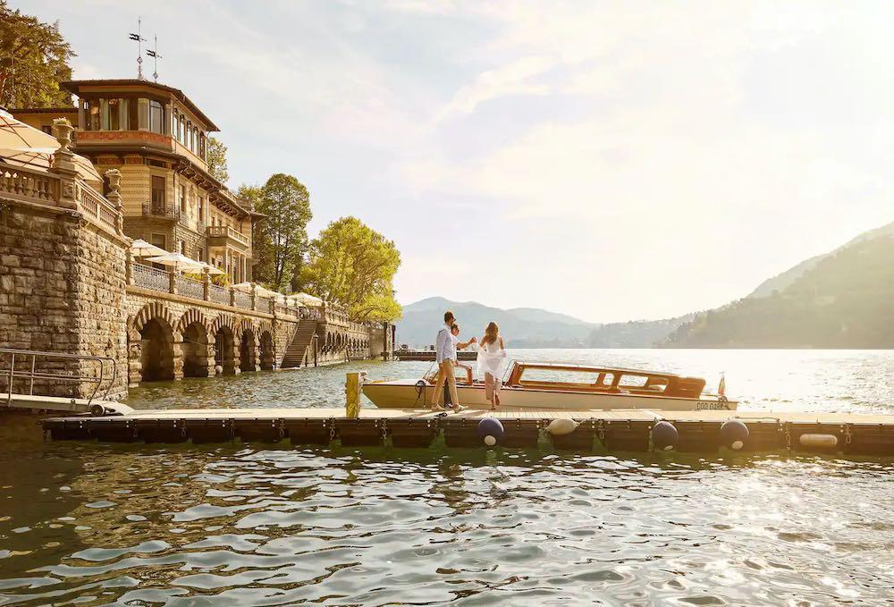 Mandarín Oriental Lago di Como