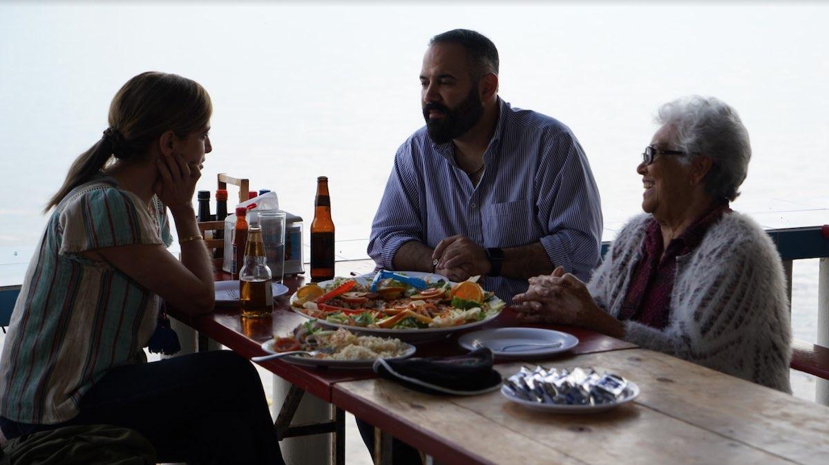 """""""Pati's Mexican Table"""" es una coproducción de WETA Washington, D.C., Mexican Table LLC y FRANK."""