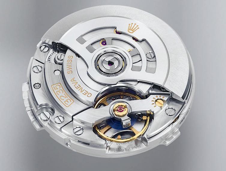 Un nuevo calibre para el reloj suizo