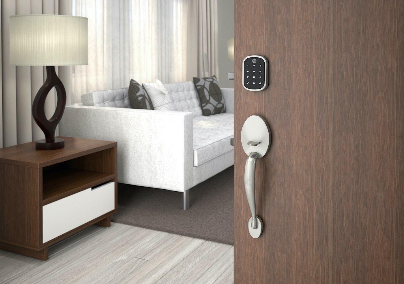 Puente de comunicación Wi-Fi para Cerraduras Digitales YALE, que permite convertir tus cerraduras, ¡en inteligentes!