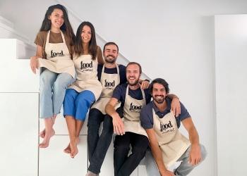 Nace foodStories, la única empresa del mundo que ofrece comida saludable a domicilio en envases recirculables