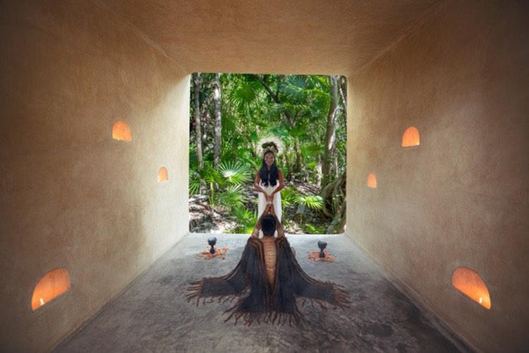 El resort también ofrecerá un programa de Rituales del Sonido que rinde homenaje al ambiente musical de Tulum y Mykonos.