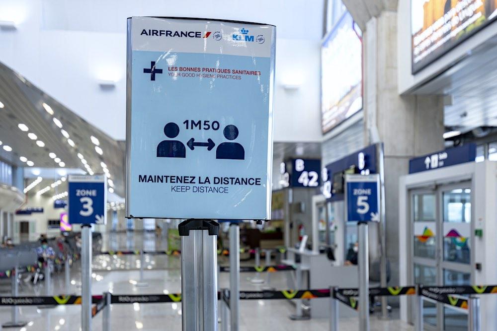 Reserve su viaje en Air France con total confianza