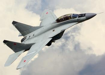 avión de combate MiG-29
