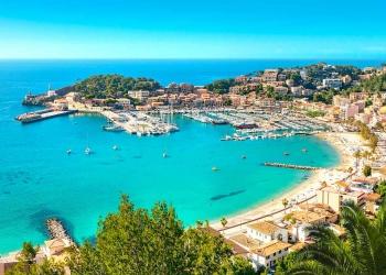 Port de Soller, Mallorca, España