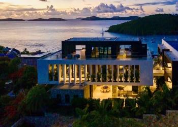 En venta espectacular y moderna villa en St. John, Islas Vírgenes de Estados Unidos