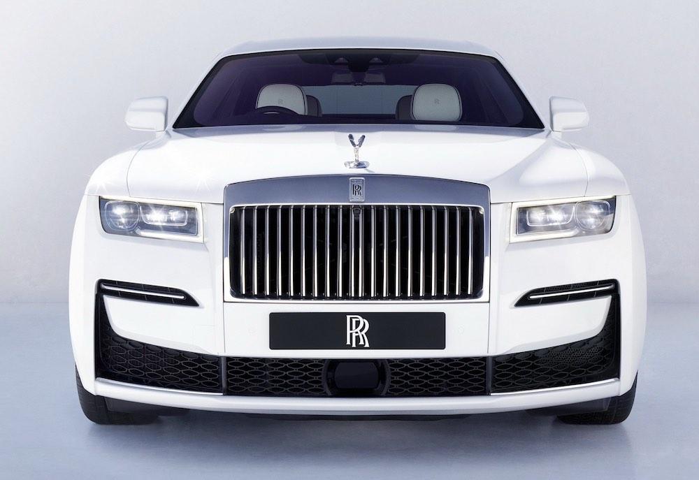 El nuevo Rolls-Royce Ghost 2021, el modelo más exitoso del fabricante británico ahora es también el más avanzado