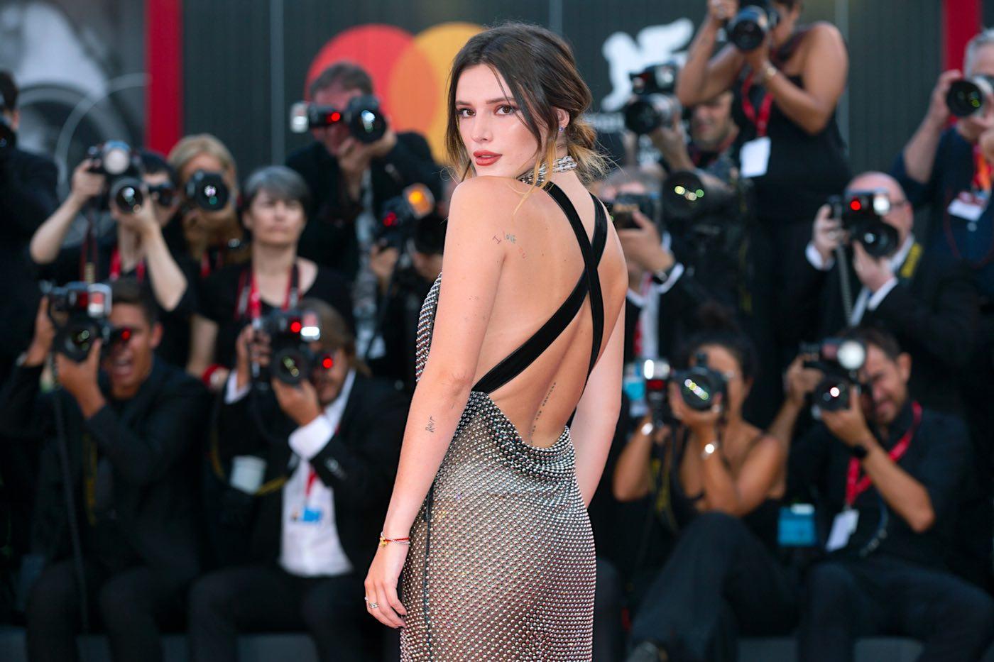 Bella Thorne ganó $2 millones en la primera semana de su debut en la popular plataforma OnlyFans