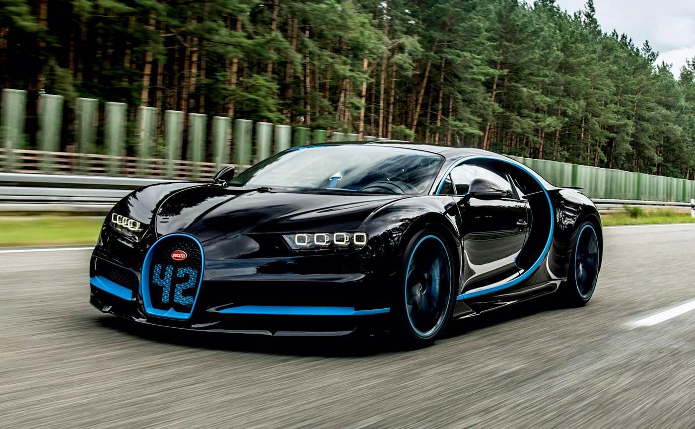 El sistema de refrigeración del Bugatti Chiron es tan poderoso que podría enfriar un apartamento de 80 metros cuadrados en solo minutos